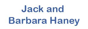 Jack and Barbara Haney