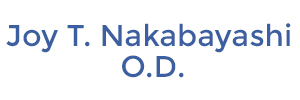 Joy T. Nakabayashi O.D.