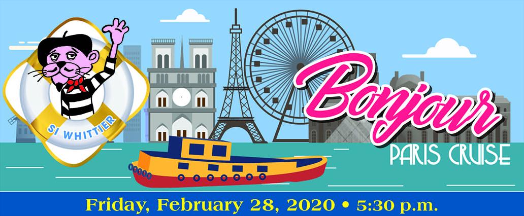 Paris Cruise Graphics